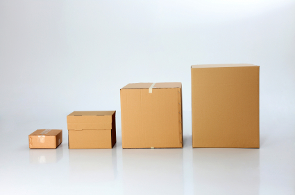 Different boxes for your Kansas City move