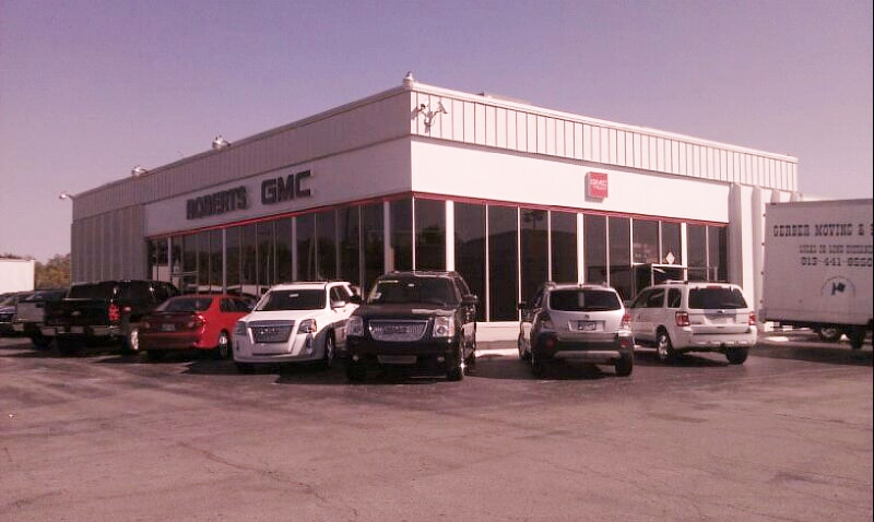 Roberts GMC Office & Commercial Move/Gerber Moving & Storage, Inc.