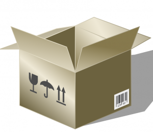 """A Great Move Idea: The  """"Open First"""" Box/Gerber Moving & Storage, Inc."""