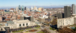 Panoramic of Kansas City